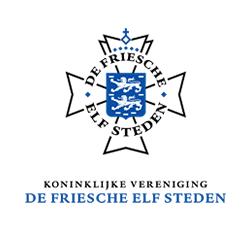 Logo vereniging De Friesche Elf Steden