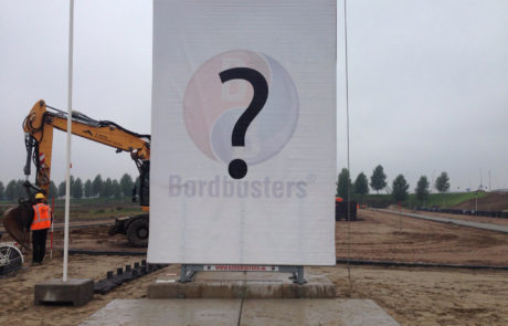 Onthulling Bordbusters
