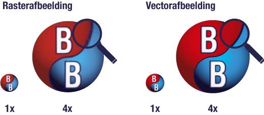 raster vector