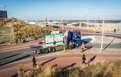 50 Mini-BB vrachtwagen