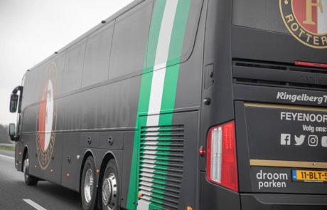Feyenoord bus