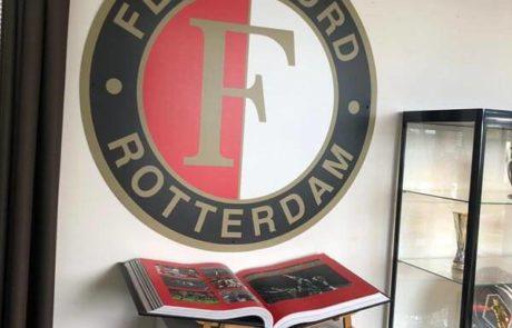 Feyenoord vakantiehuis Logo