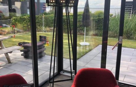 Feyenoord vakantiehuis lamp