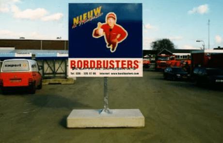 Mini Bordbuster
