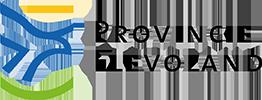 Logo provincie Flevoland