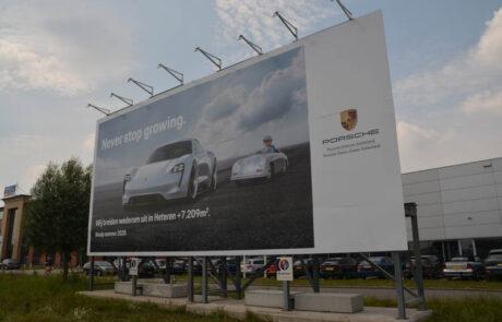 Mega-bordbusters Porsche