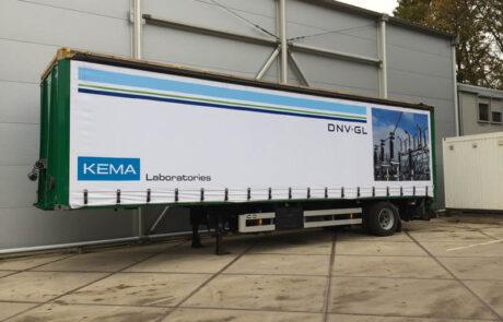 Vrachtwagendoek Kema