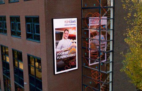 Led scherm Rijn IJssel