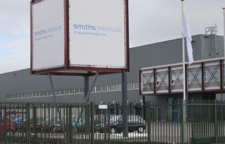 Geveldoeken Smiths
